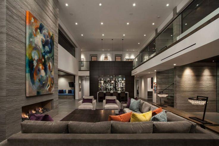 RDM General Contractors Design a Contemporary House in California | HomeDSGN