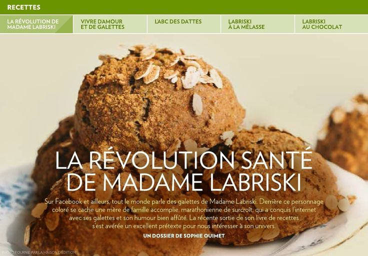 La révolution de Madame Labriski - La Presse+