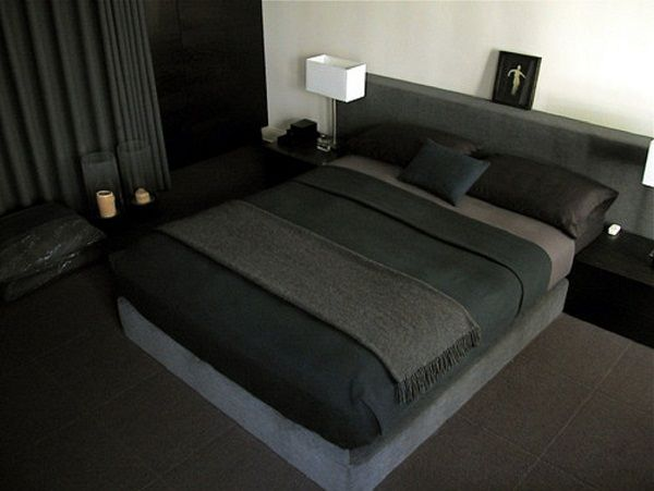 Young Mens Bedrooms More