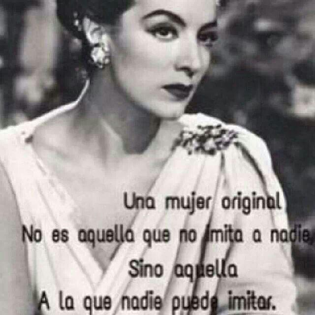 Love Her Maria Felix  Diva Quotes, Words Quotes, Me -8045