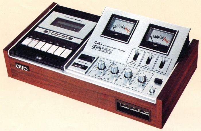OTTO/SANYO RD-4350D  1974