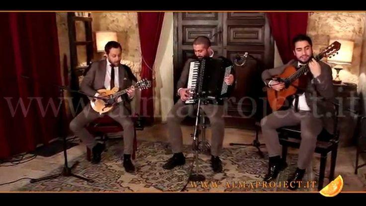 ALMA PROJECT - ALMA PROJECT - GS Guitar Duo & Accordion TRIO - Apanhei-te (E. Nazareth)