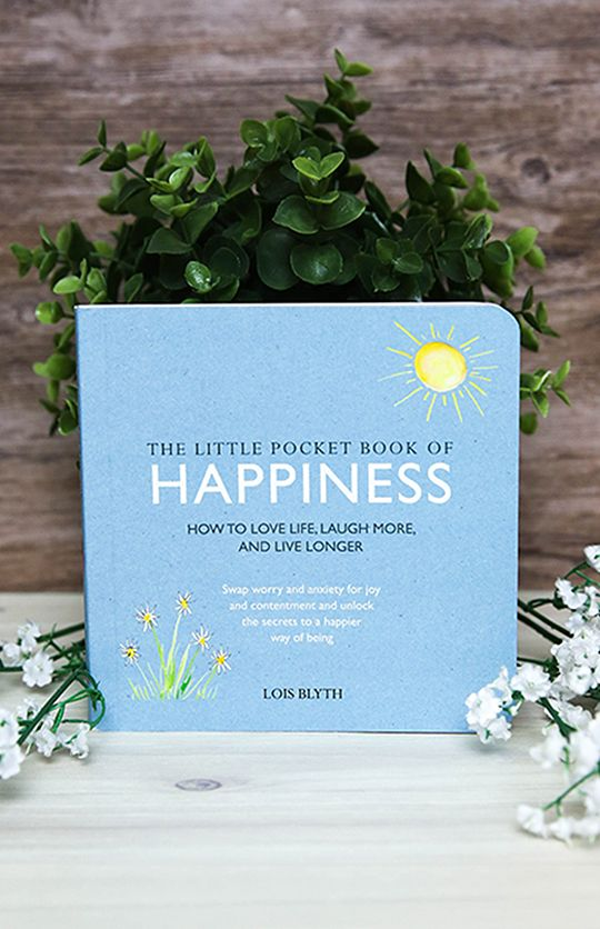 The Little Pocket Book of Happiness - Paperback