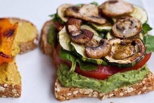 Mushrooms toast | FOOD, WE'RE NEED MORE FOOD | Pinterest | Toast and ...