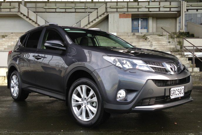 #Toyota #RAV4 Limited diesel. If you're seriously thinking about this car, seriously think about a #Mazda CX-5 Ltd diesel instead. Read the full review here http://www.carandsuv.co.nz/articles/toyota-rav4-limited-diesel-2013-review