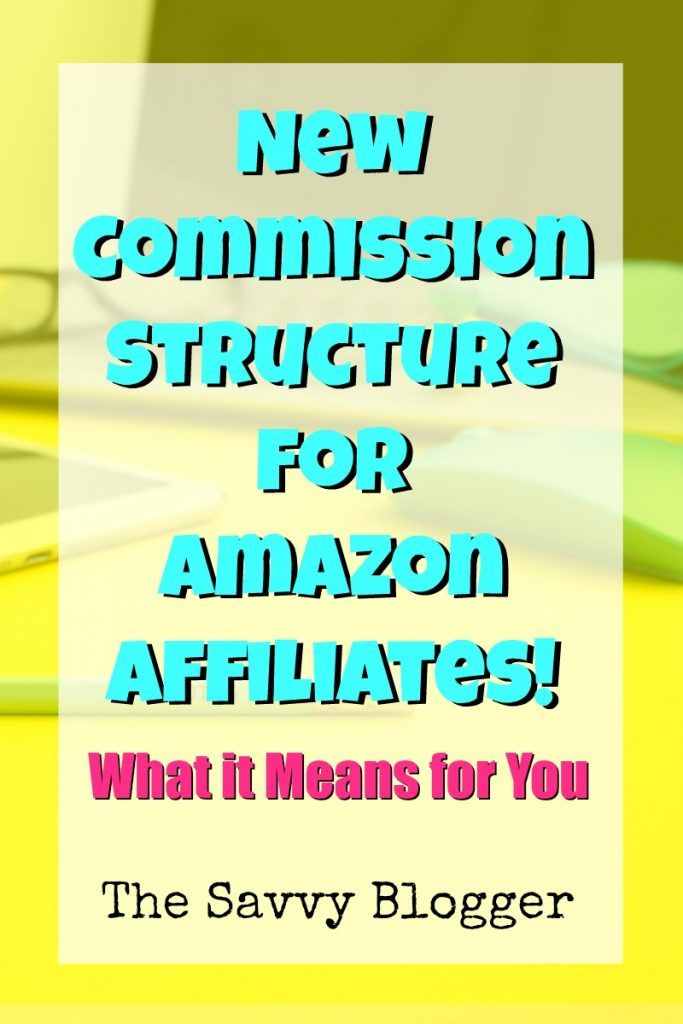 Amazon's New Commission Structure - February 2017 - What does the new fee structure mean for you as an Amazon affiliate?