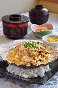 ひば貝焼き味噌