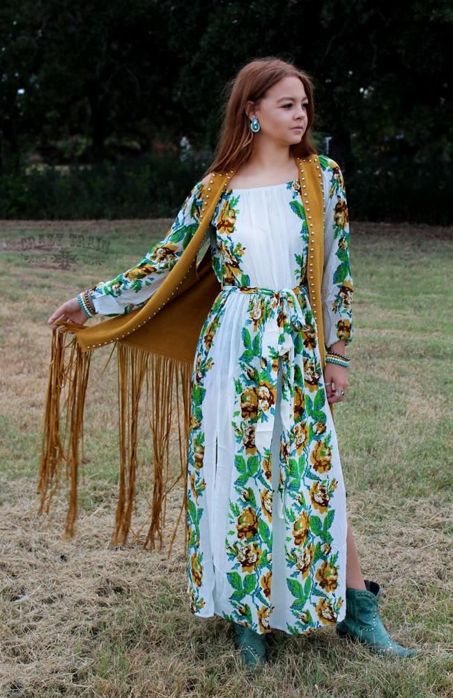75f7d21e6aa8 Jenny Dress in 2019 | Palooza Trip | Dresses, Boho floral dress ...