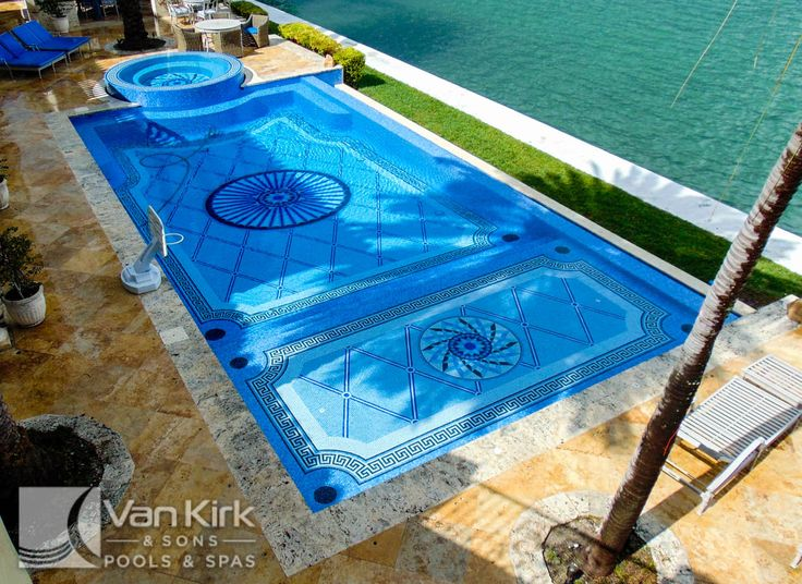 Roman Swimming Pool Designs the timeless design of the classic roman style swimming pool is as much in vogue today as it was in the days of ancient rome Roman Geometric 18 Httpwwwvankirkpoolscomresidential