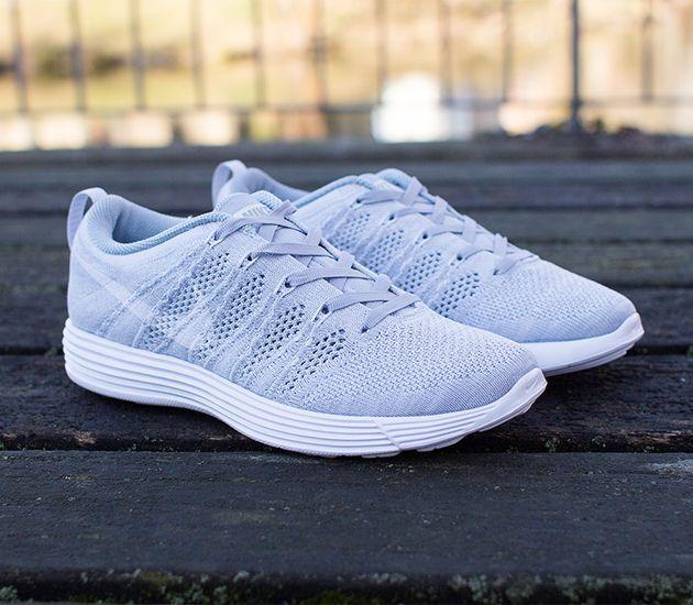 best sneakers 9417d 9293b ... best price trendy womens sneakers 2017 2018 nike wmns flyknit lunar 1  wolf grey white 80ee7