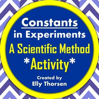 This fun activity shows students why constants (controlled variables) are necessary for the reliability, fairness, and accuracy of experiments. It involves students in the process of creating an experiment almost entirely without constants so they can more easily identify constants and fix flawed experiments in the future.