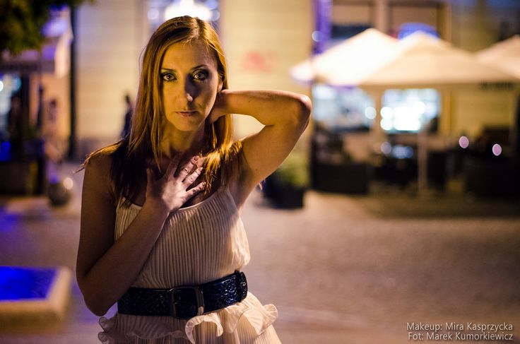 Fotograf: Marek Kumorkiewicz Modelka: Magda Make up: Mua
