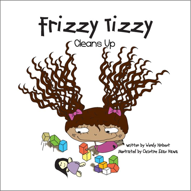 Frizzy Tizzy really wants her way, however, realizes she can't always get it.