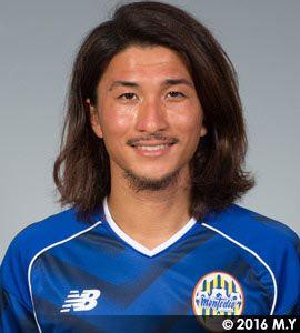 MF 16番 佐藤 優平。モンテディオ山形 選手一覧