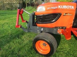 machinery fronthef voor Kubota BX-serie