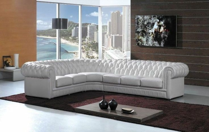LEATHER Corner couch.lounge suite and couches Direct from factory @ crystals furniture | Morningside | Gumtree | 124818054