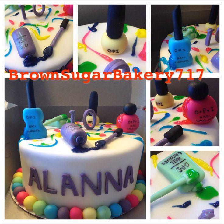 27 best Fondant cakes images on Pinterest   Birthdays, Fondant cakes ...
