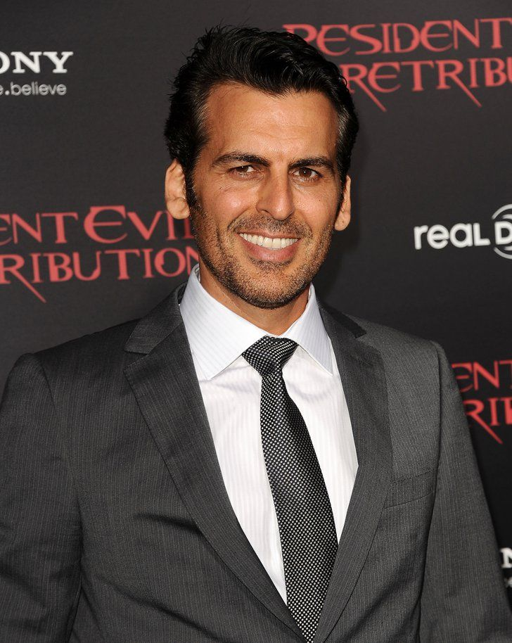 Pin for Later: Once Upon a Time: The New Characters Heading to Storybrooke in Season 6 Oded Fehr as Jafar