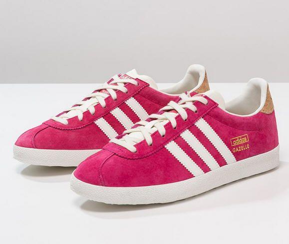 gazelle adidas noir rose
