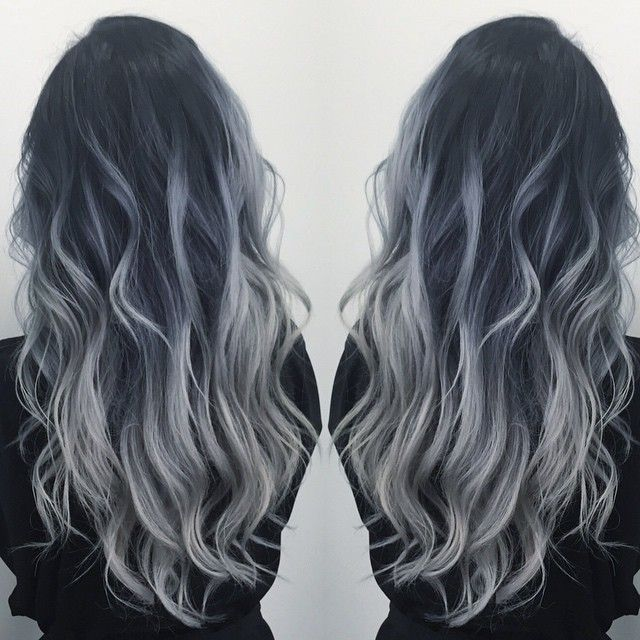 Smoky Ash Blonde with mermaid waves by Diana Shin. HOT Beauty Magazine facebook.com/hotbeautymagazine #hotonbeauty