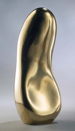 Silencieux by Jean Arp