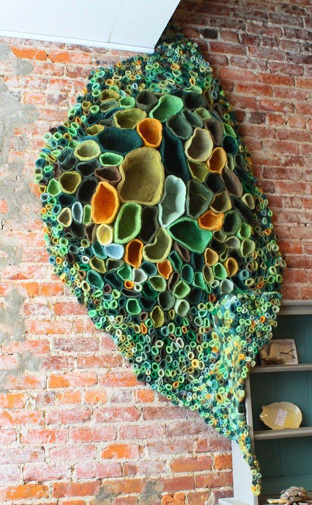 Jennifer E Moss: Overgrowth In Artfields
