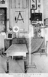 Institut libre de Saint-Lô. - Laboratoire de radiologie