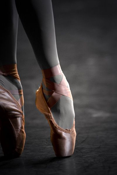 Ballet is one of my most favorite things in the world.