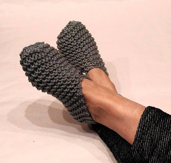 Wool slippers bed socks women socks grey socks socks for