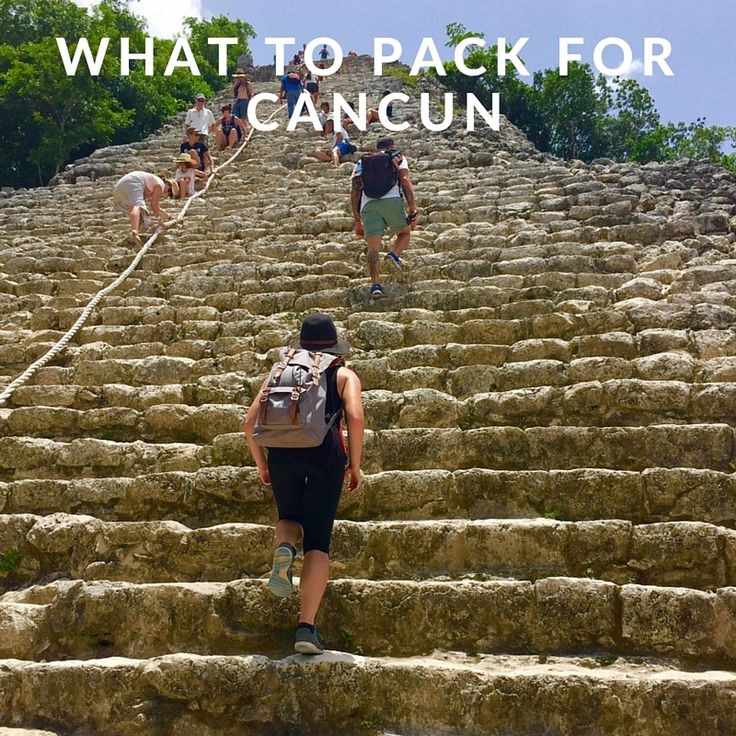 What to Pack for Cancun   Tulum, Riviera Maya, Playa Del Carmen   Venuelust