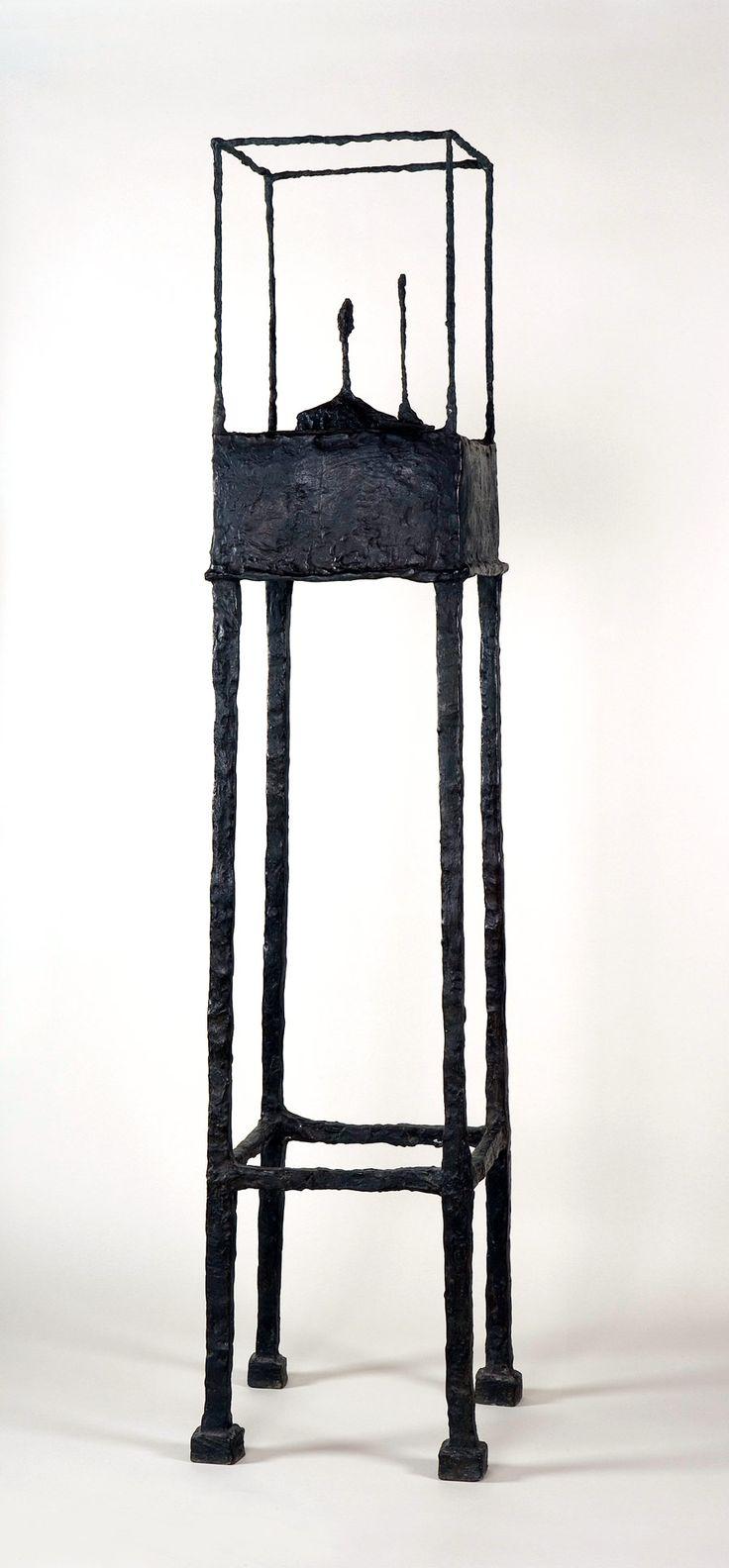 Alberto Giacometti. La Cage/The Cage. 1950