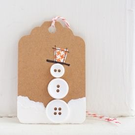 Add a little cuteness to your gift giving!