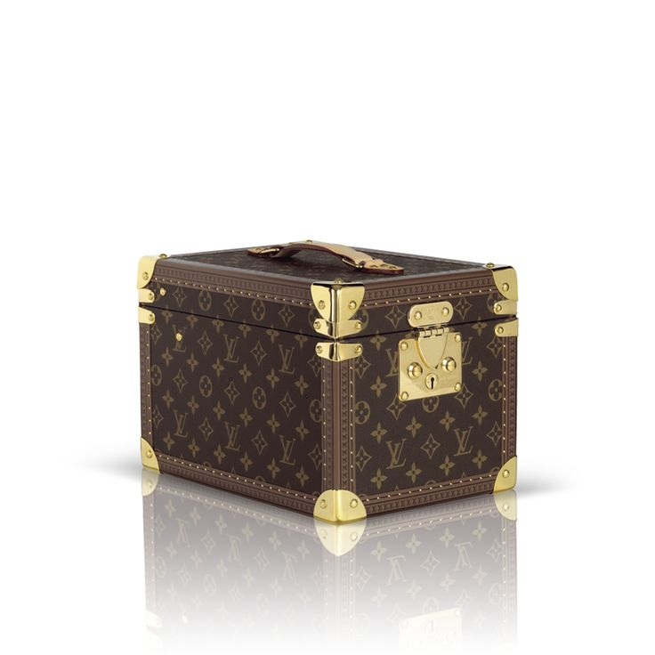 Beauty Case via Louis Vuitton