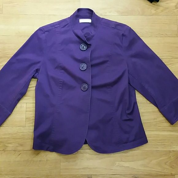 :):)BOGO!! Coldwater Creek jacket Great condition. Coldwater Creek Jackets & Coats