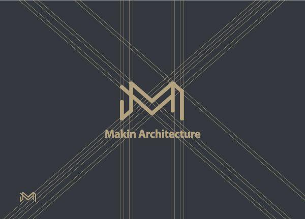 #logo / Makin #Architecture Branding