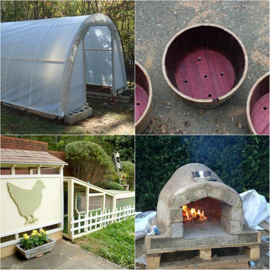 10 Perfect DIY Projects for the Homestead
