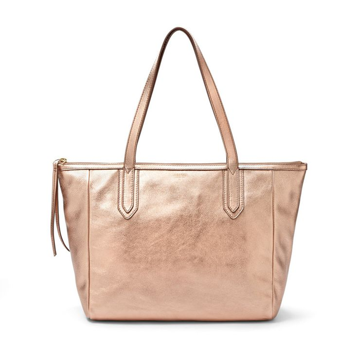 #Fossil Sydney Shopper in Rose Gold