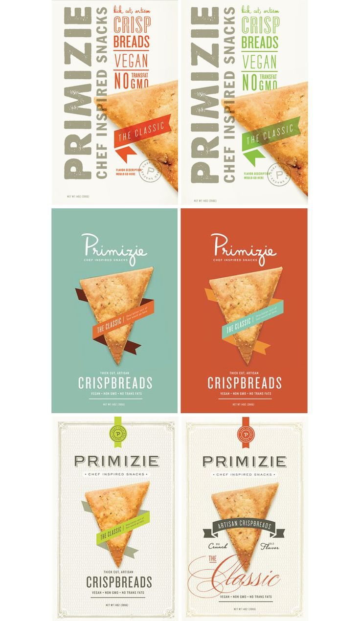 Primizie crisps | Make and Matter