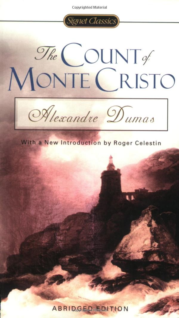 an analysis of a book the count of monte cristo There were, of course, differences from the book (read my book review of the  count of monte cristo) since i love to over analyze things i'll.