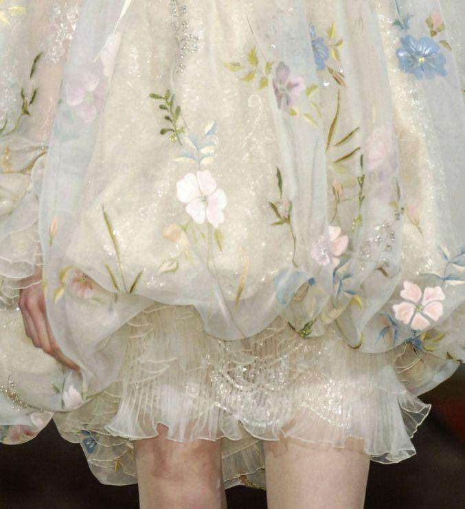 #lacroix #bridal #fashion #details