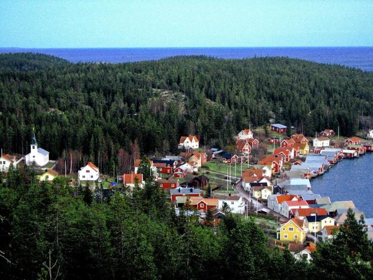 Ulvöhamn - The High Coast - North Sweden