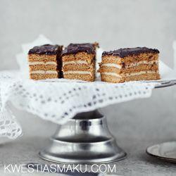 Stefanka. Przepis na ciasto