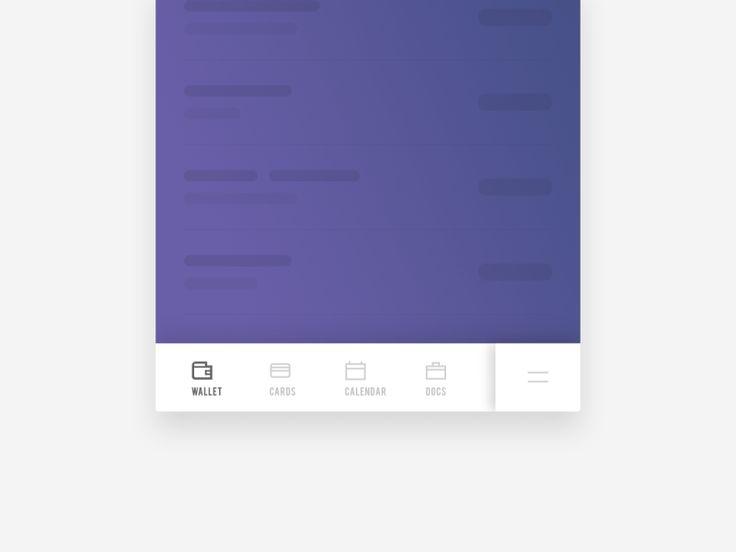 Concept de navigation contextuelle - NewflUX