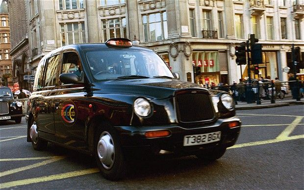 The iconic black taxi has ruled London's roads for decades
