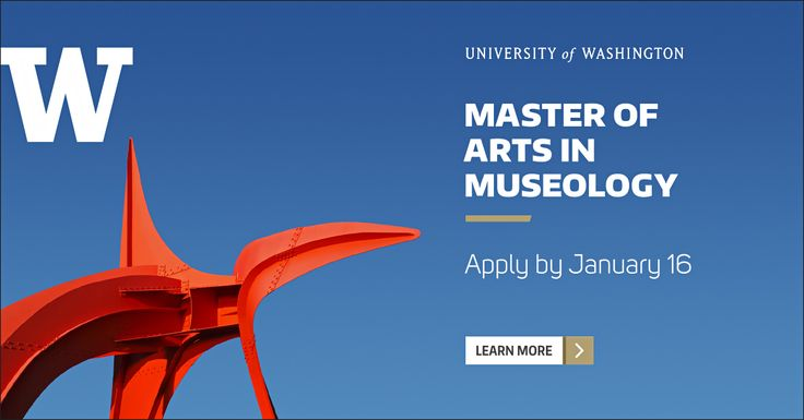 If you want to learn how to use museums as a way to create stronger communities and have a career that will allow you to inspire others through the power and possibility of museums—the University of Washington's Museology Graduate Program is for you https://goo.gl/S7MWhL #Museumstudies #museums #UW
