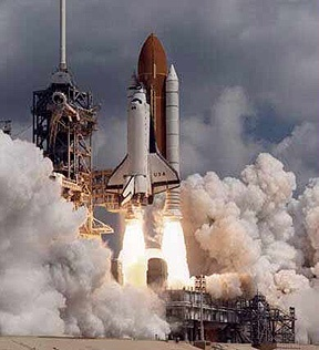 First Space Shuttle Launch, 1981