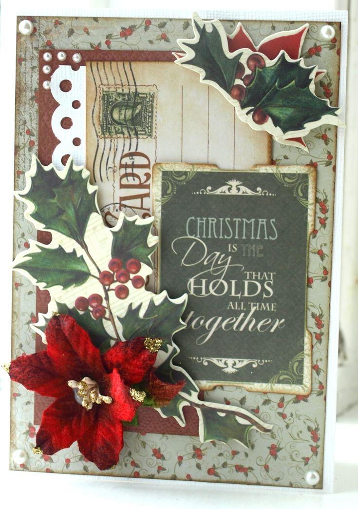 Christmas Card *Kaisercraft* - Scrapbook.com