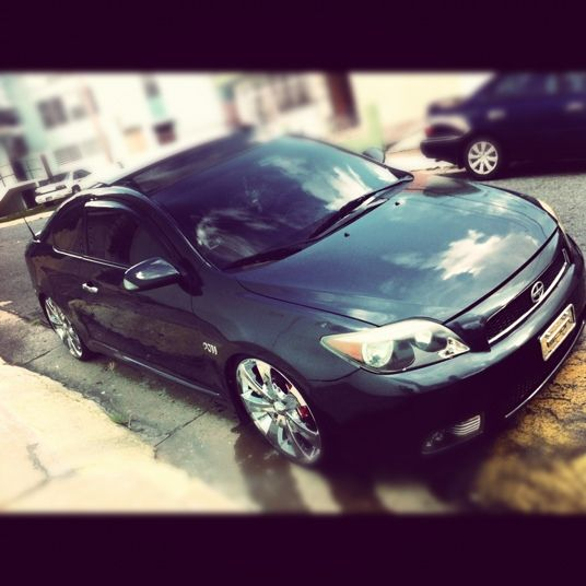 A 2005 Scion tC on MobileAutoScene.com #scion #tc