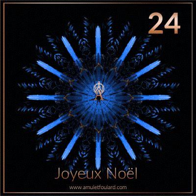 24 : Joyeux Noël  / Merry Christmas