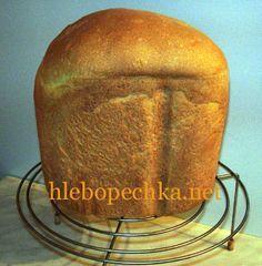 """Молочный хлеб - """"Моя хлебопечка"""""""